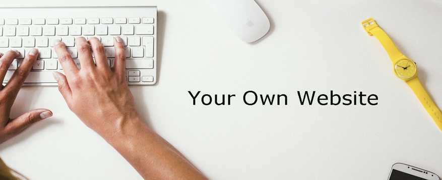 How to Host a Website from Home